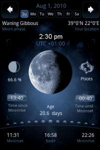 Deluxe Moon Android App Review