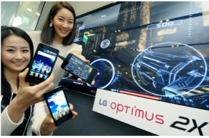 LG Optimus 2X Android Phone Announced, World's First Dual-Core Smartphone