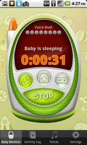 Baby Monitor & Alarm Android App Review
