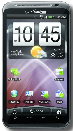 HTC ThunderBolt Official, Features 1GHz Processor, 32GB Storage, Android 2.2