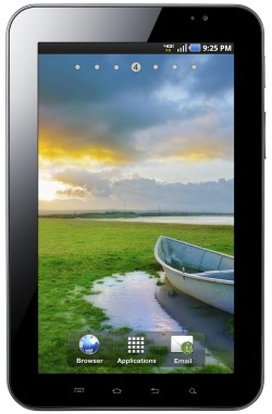 Samsung Galaxy Tab Goes 4G LTE, 1.2GHz Processor, Android 2.2