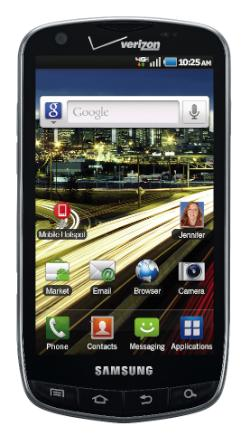 Samsung SCH-i520 Announced By Verizon Wireless, Features 4G and 4.3 Inch Touch Screen