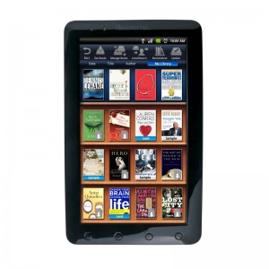 Pandigital Intros the 9-Inch Android Multimedia Tablet and eReader