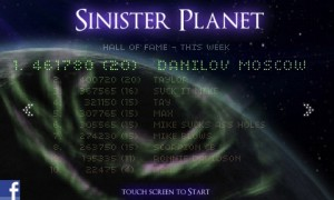 Sinister Planet Android App Gets Updates
