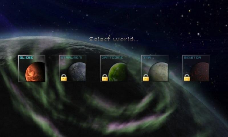 планета андроид