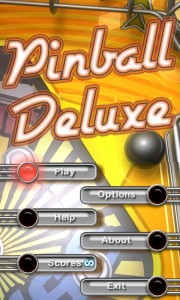 Pinball Deluxe Android Game Review