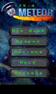 Meteor Brick Breaker Android Game Review