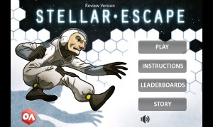 Stellar Escape Android Game Review