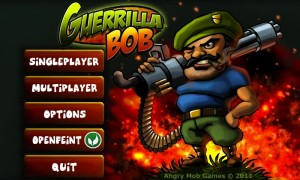Guerilla Bob Released for Android