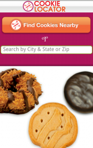 Girl Scout Cookie Locator App Review