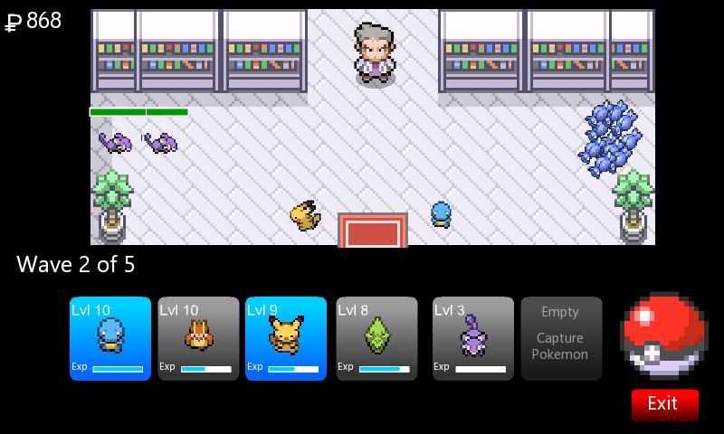 Pokemon Games - Arcade Spot
