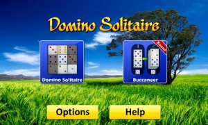 Domino Solitaire Android Game Review, 2 Games in One