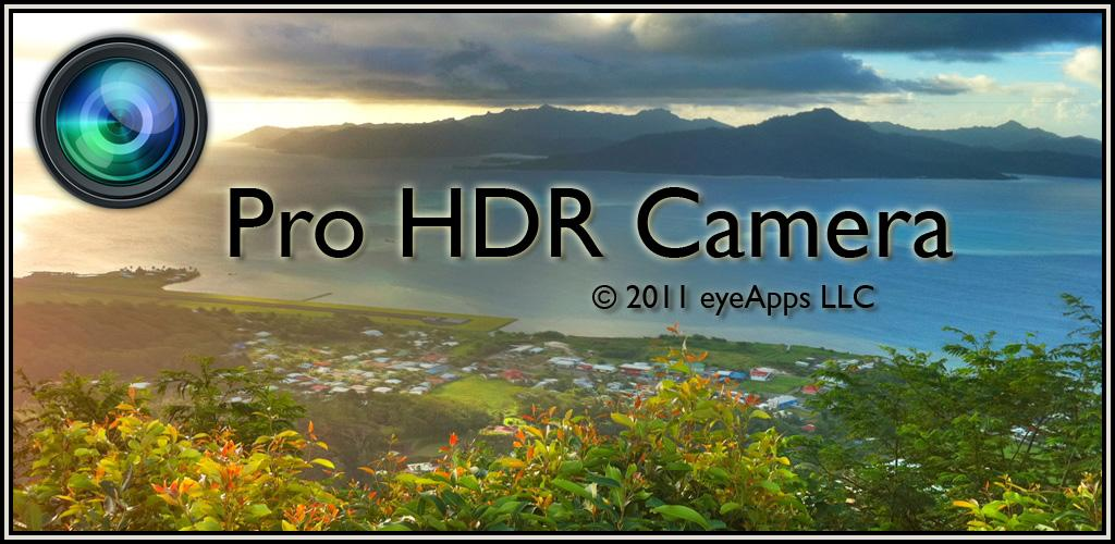 Pro HDR Camera Android App Review
