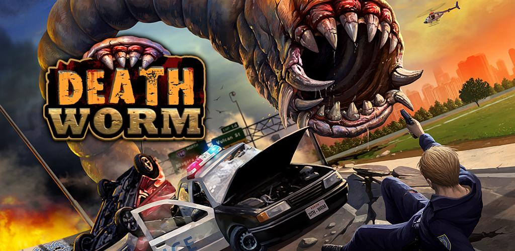 Death Worm Android Game Review