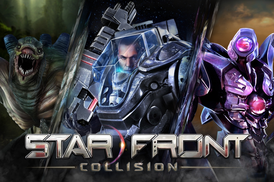 StarFront: Collision for Android – The Review
