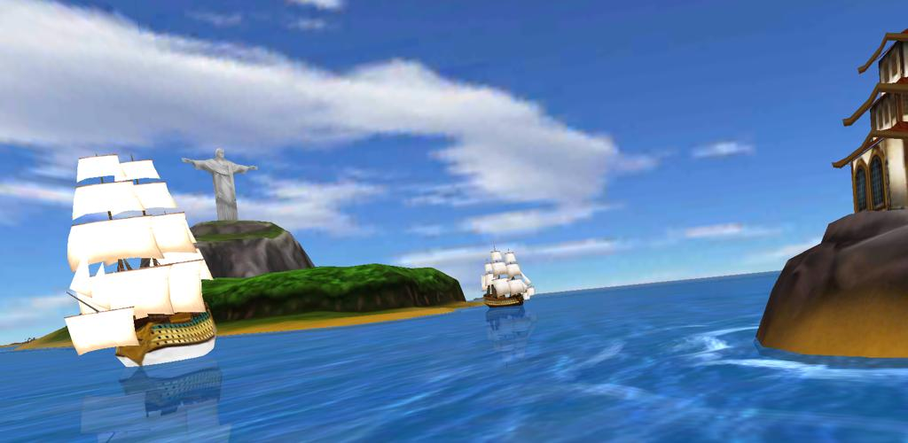 Set Sail with Age Of Wind 2 for Android
