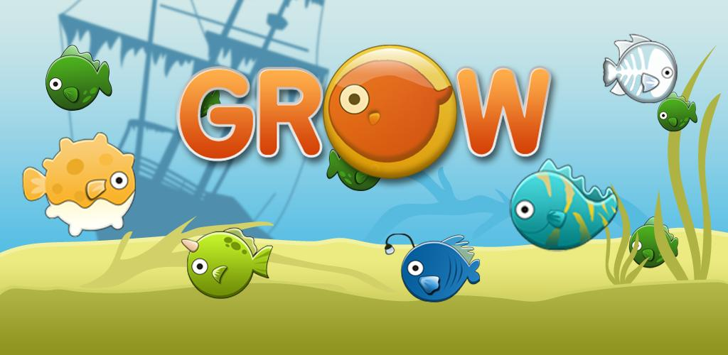 Climb Up the Food Chain with Grow for Android