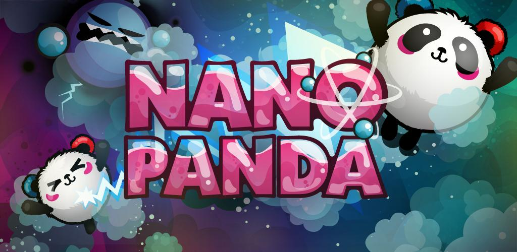 Smash some Atoms with Nano Panda for Android