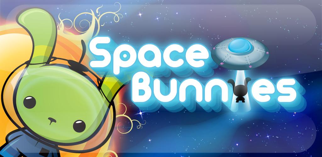 Zoom Through the Galaxy with Space Bunnies for Android