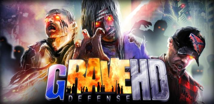 A Review of GRave Defense HD for Android