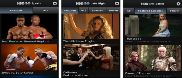 Hbo late night videos