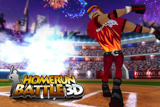 Homerun Battle 3D for Android – The Review