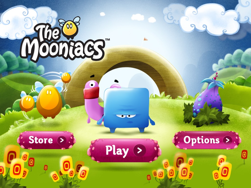 Mooniacs – Android Game Review
