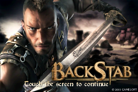 A Review of BackStab HD for Android