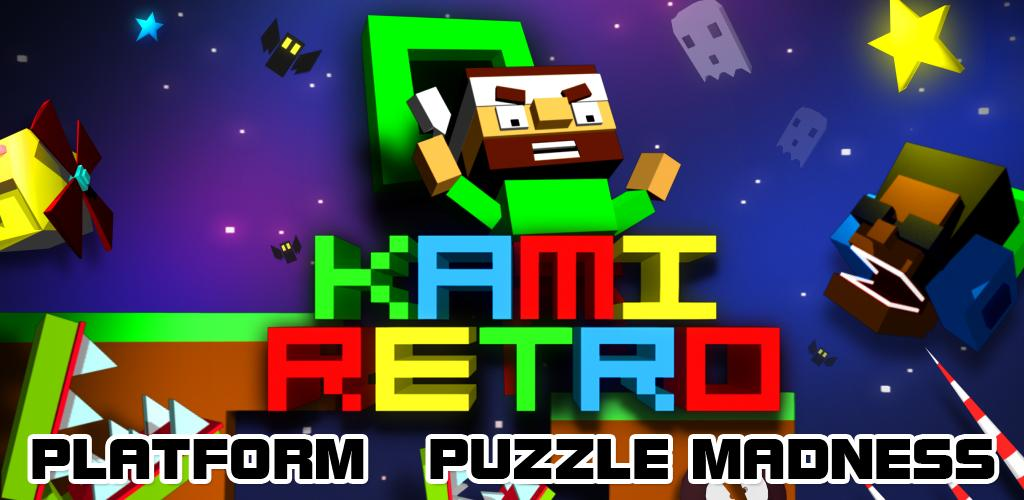 Colorful Retro Fun with Kami Retro for Android