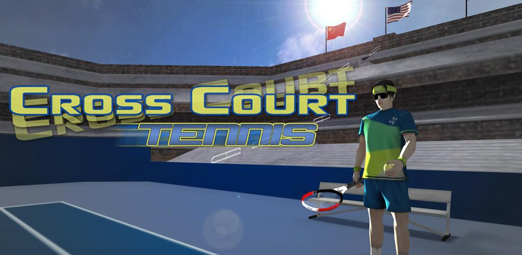 A Review of Cross Court Tennis for Android