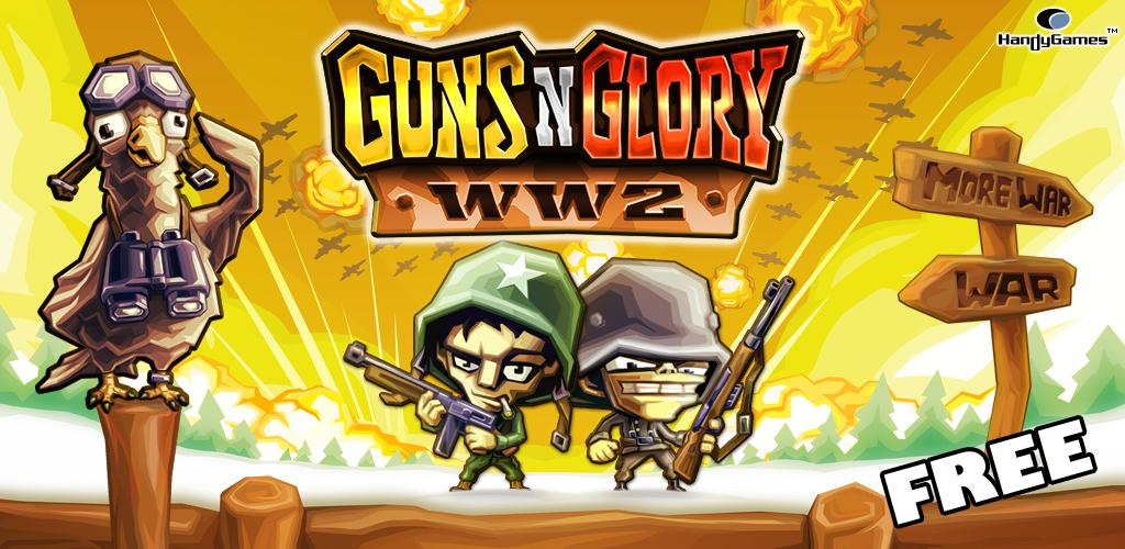Guns'n'Glory WW2 – Android Game Review