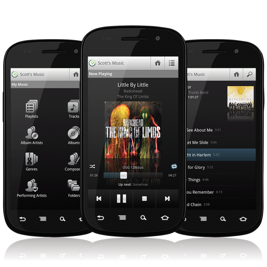 JamCast Player Lets You Stream Your Music on Your Android Phone, Anytime, Anywhere