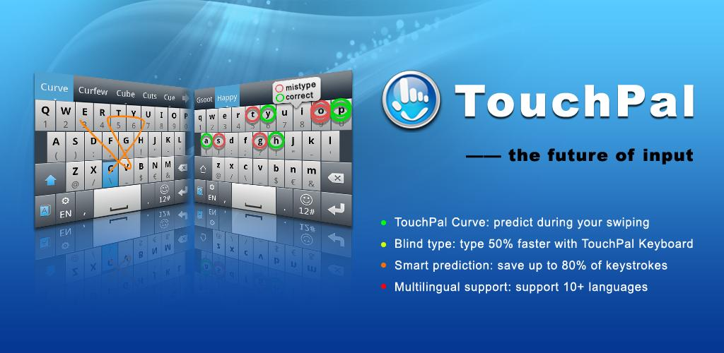 TouchPal Keyboard Android App Out of Beta, Quick Look and First Impressions
