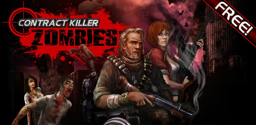 Contract Killer: Zombies – Android Game Review