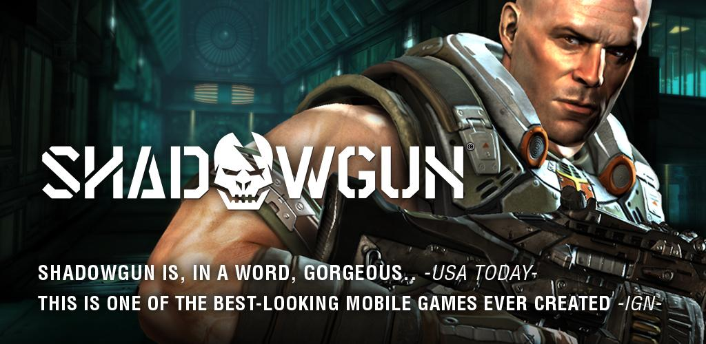 ShadowGun – The Android Game Review