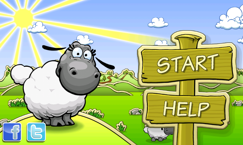 Clouds & Sheep Android Game Review