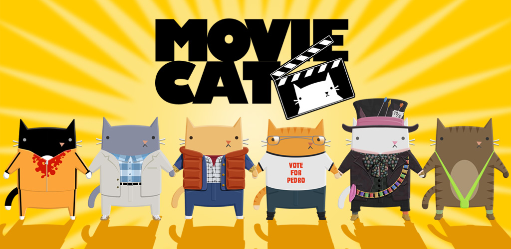 MovieCat – Android Game Review