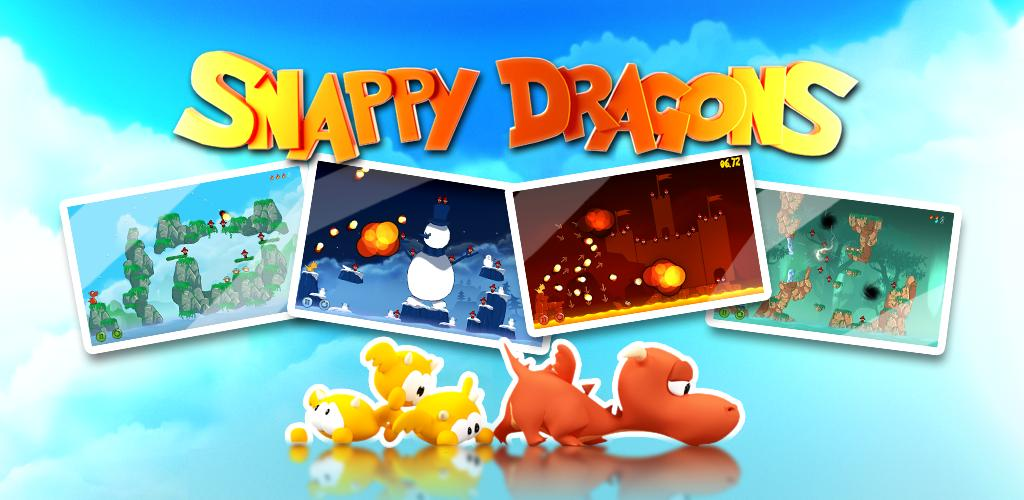 Snappy Dragons – Android Game Review
