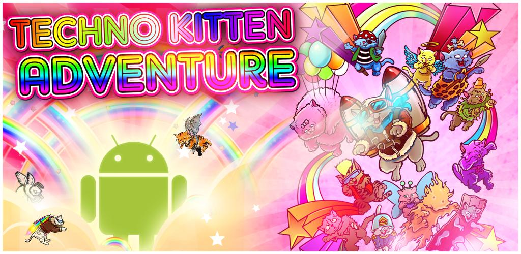 Techno Kitten Adventure – Android Game Review