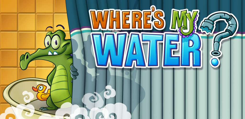 Where's My Water? – Android Game Review