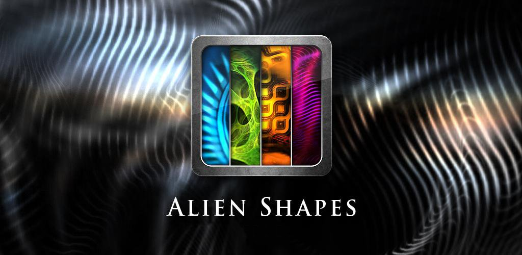 A Review of Alien Shapes Live Wallpaper Pack for Android
