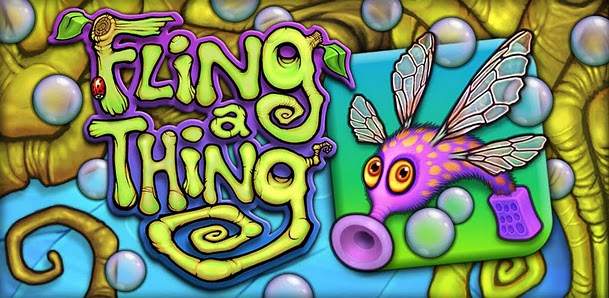 Fling a Thing – Android Game Review