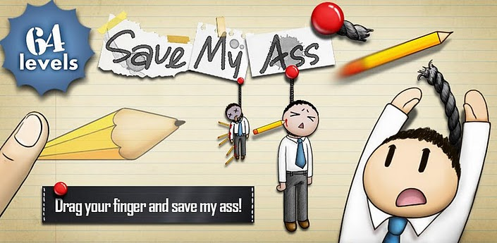 Save My Ass – The Android Game Review
