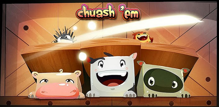 Quick Review – Chuash 'em for Android