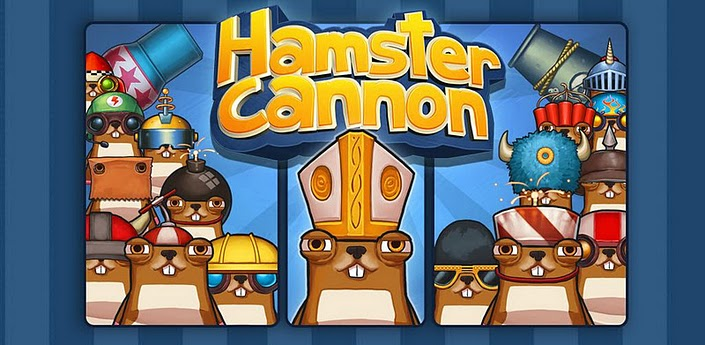A Review of Big Blue Bubbles Hamster Cannon for Android