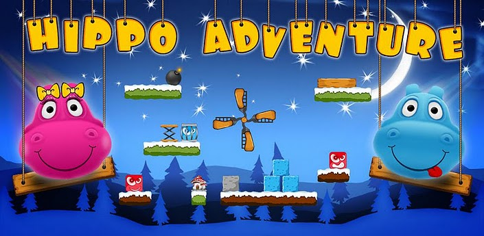 Quick Review – Hippo Adventure for Android
