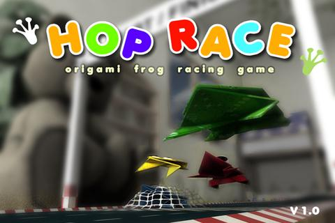 Race Frogs with RanaSofts Hop Race for Android