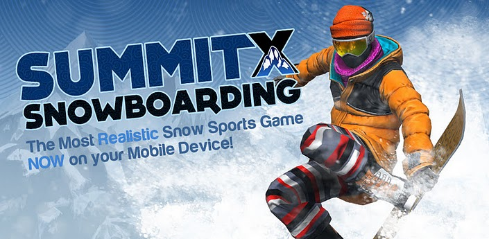 Hit the Slopes with Summit X Snowboarding from Com2uS