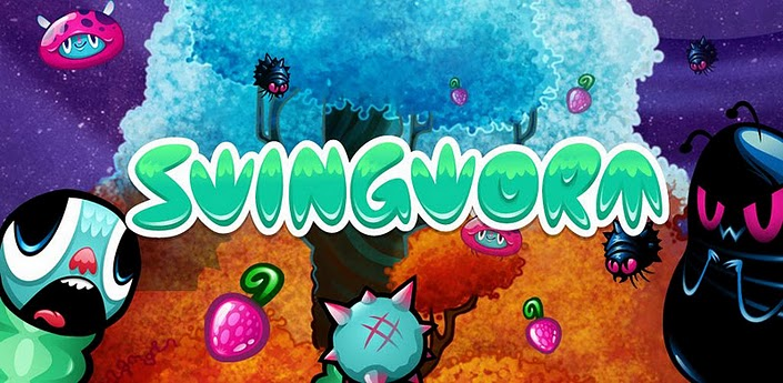 Swingworm – Android Game Review
