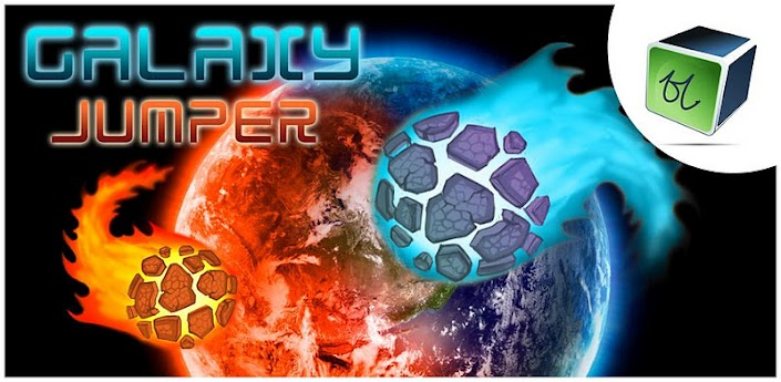 Jump through Space with Galaxy Jumper from Boolba Labs